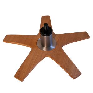Star - steel centerpiece